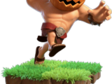 Pumpkin Barbarian
