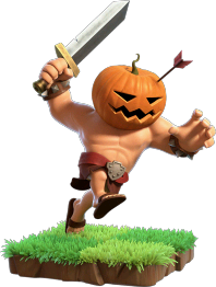 Pumpkin Barbarian