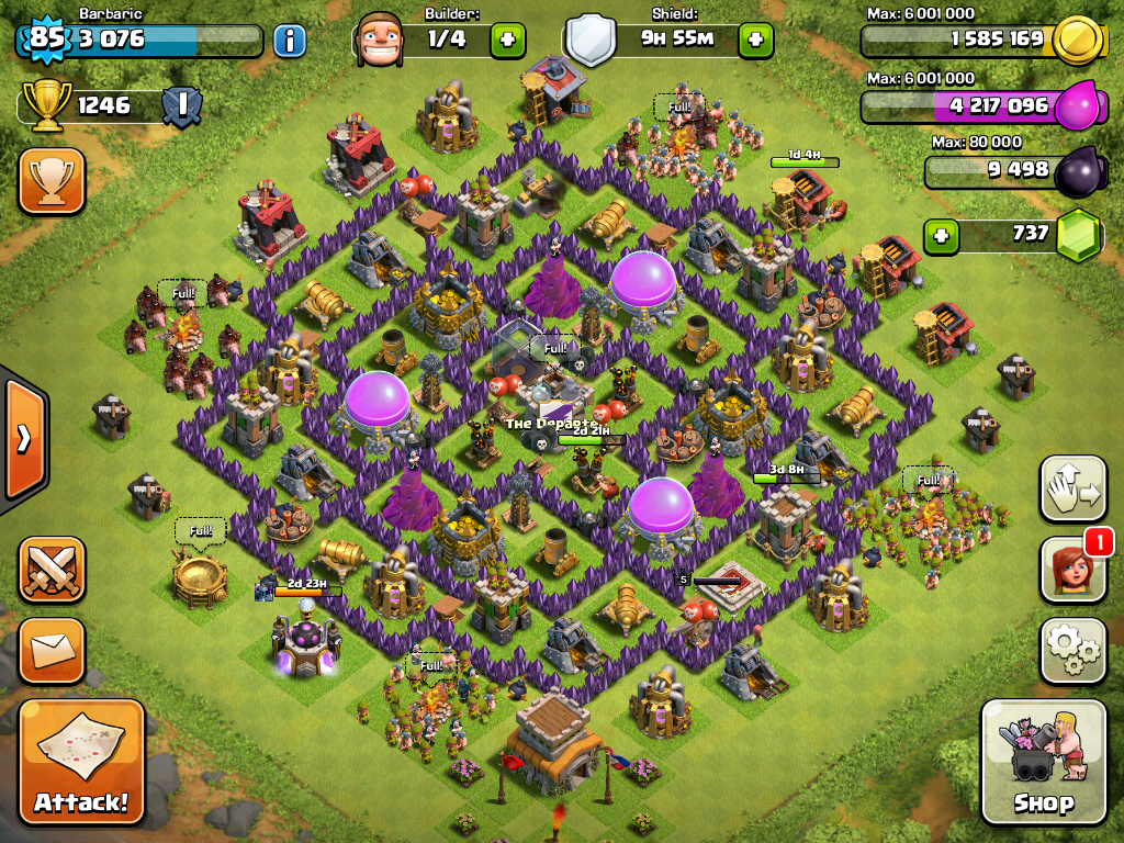 Remarquable Infinity323's Strategy Guides   Clash of Clans Wiki   Fandom VP-47