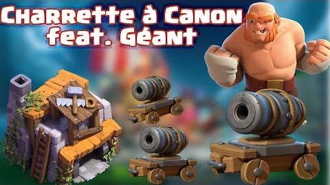 Que Vaut la Charrette à Canon feat