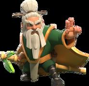 Warden Master info 2