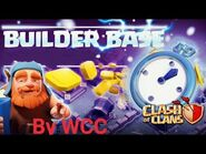 Clash of clans- builder base perfect attack on max base.