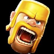Barbarian face