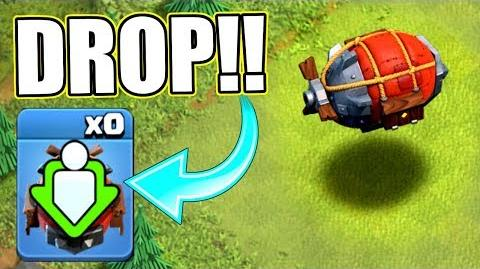 HOW TO USE THE BLIMP!? 3 STAR STRATEGY - Clash Of Clans-0