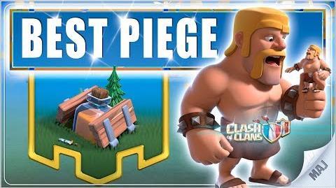 NOUVEAU PIEGE INCROYABLE ! Ca change tout sur Clash of Clans FR