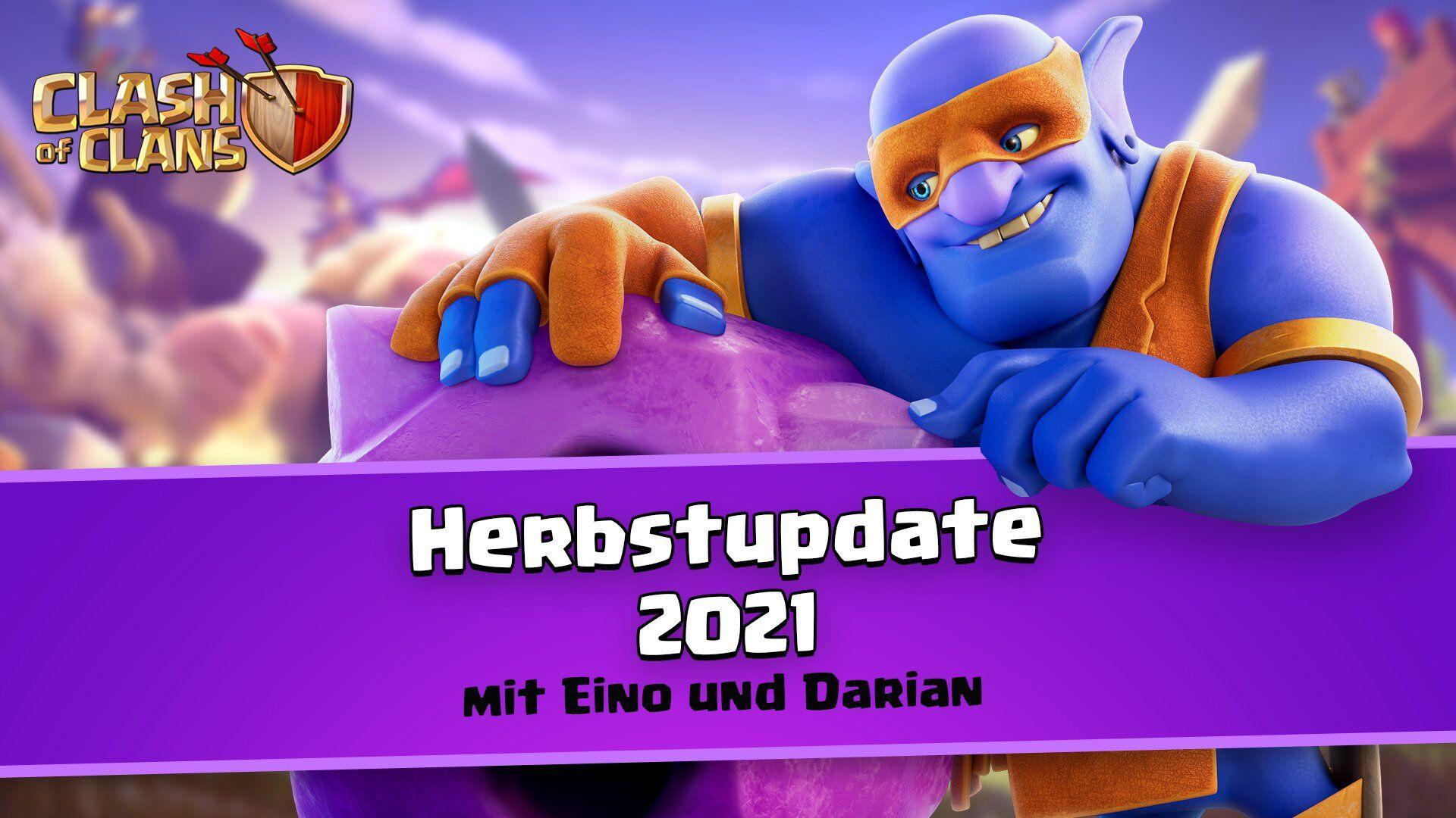 Herbst-Update 2021
