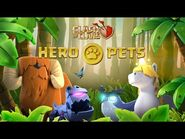 Meet The HERO PETS! (Clash of Clans Official)