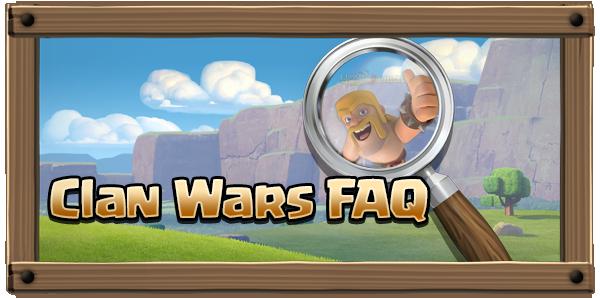Clan Wars FAQ