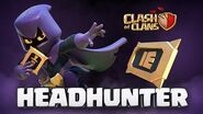 The Headhunter (Clash of Clans Official)