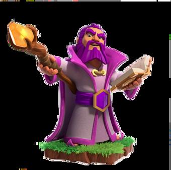 Grand Warden Clash Of Clans Wiki Fandom
