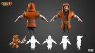 Super Wizard 3D model