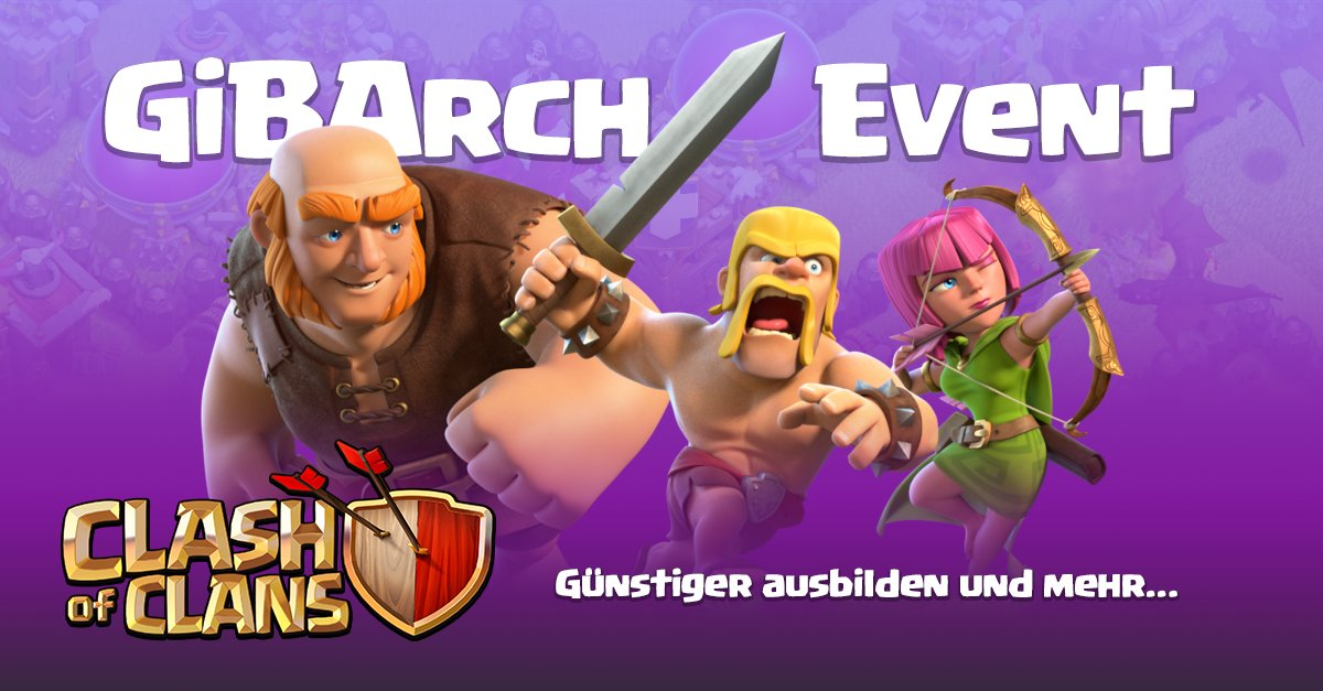 ChristianClash/GIBARCH-Event