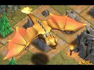 Dragon dorée