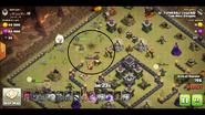 Logan yuvaraj;s TH9 QC Zap Draagon war base 1 AQ is taking out first AD