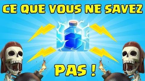 Le mécanisme caché du sort de foudre - Stratégie d'utilisation - Clash of Clans Français
