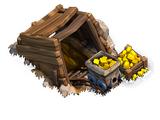 Gold Mine/Home Village