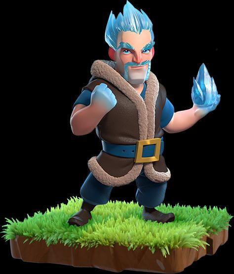 Ice Wizard