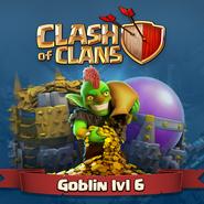 Sneak Peek lvl 6 Goblin