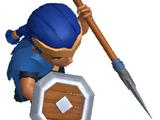 Königliche Gladiatorin