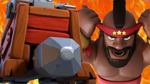 "BEST TH10 ATTACK STRATEGY ""Hog Wrecker"" in Clash of Clans! Siege Machine Update TH10 3 Star Strategy"