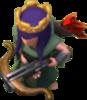 Bogenschützen-Königin 10-19