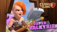 Super Valkyrie Is All The RAGE! (Clash of Clans)