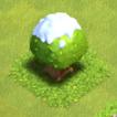 Winter tree medium