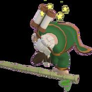 Master Warden 3D Air KO