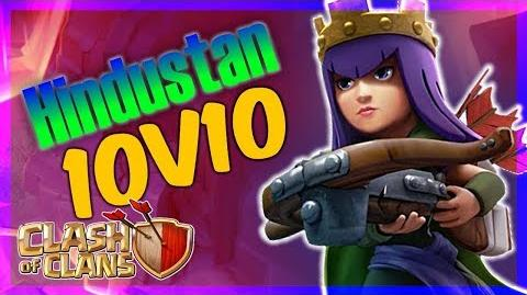 Hindustan TH10 guys are too stronk eben Clash of Clans