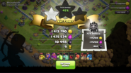 CoC High Loot Attack 6
