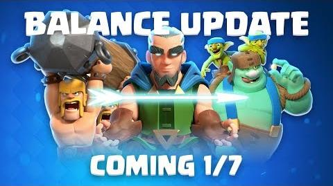 Clash Royale Balance Update Live! (1 7)