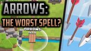 Arrows Are Clash Royale's WORST SPELL - and here's why..