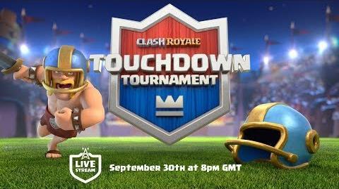 Clash Royale Touchdown Tournament