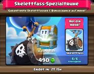 Skelettfass