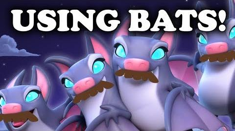 How to use the bats Orange Juice Gaming
