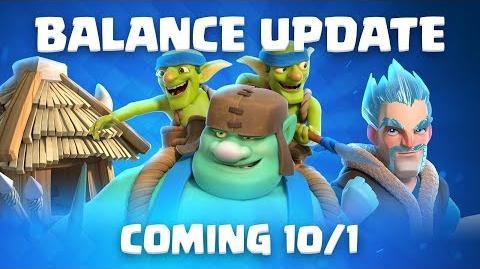 Clash Royale Balance Update Live! (10 1)-2