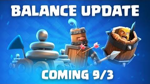 Clash Royale Balance Update Coming! (9 3)