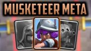Why does Musketeer DOMINATE the Clash Royale Meta?..
