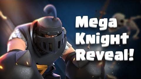 Welcome to the Arena, Mega Knight!