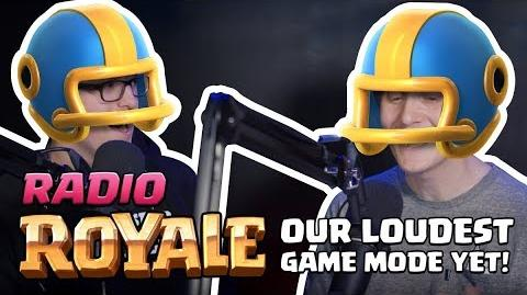 """Radio Royale - """"Our Loudest Game Mode Yet"""" - Official Podcast Series"""