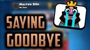 Saying Goodbye to the Free to Play Account...