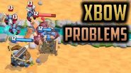 Here are all the Problems with Xbow on Ladder..