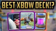 THE BEST NEW XBOW DECK FEAT