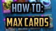 What is the BEST way to level is Clash Royale? Definitive strategy guide to MAXING your cards!