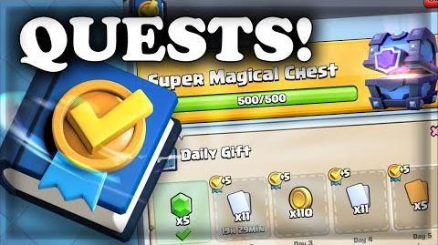 Orange Juice Gaming - Sneak Peek 1 Quests