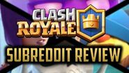 The Clash Royale Subreddit Complains About The Meta - r ClashRoyale Roundup!