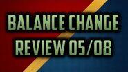 BALANCE CHANGES 08 05 REVIEW CLASH ROYALE