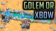 Golem or Xbow for Ladder Pushing? YOU DECIDE! - Episode 14 - Clash Royale Ladder Pushing Series