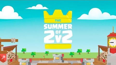 Clash Royale The Summer of 2v2!