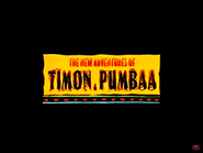 The New Adventures of Timon and Pumbaa title card